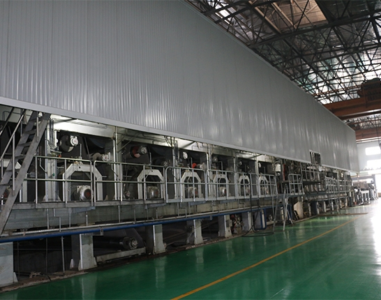 Paper machine drying cadres